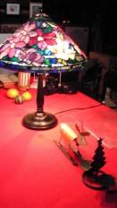 常設展 – クリスマスからお正月へ
